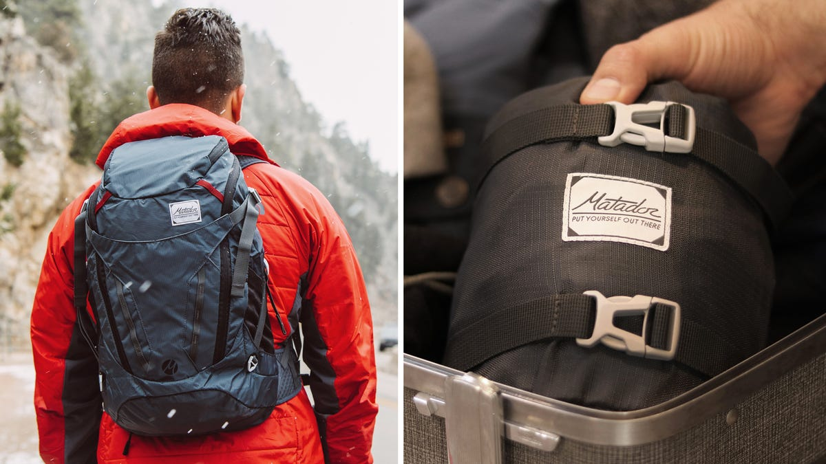 e6b059ecd3 A Packable Adventure Backpack That Can Comfortably Carry Loads of Weight