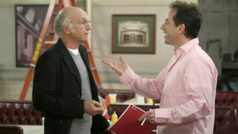 """Illustration for article titled Curb Your Enthusiasm: """"The Bare Midriff"""""""