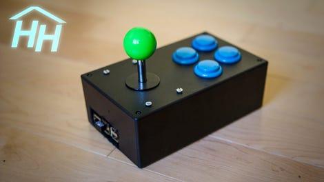 cram a raspberry pi retro console inside a snes controller