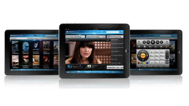 Directv S Ipad App Lets You Watch Live Tv Now
