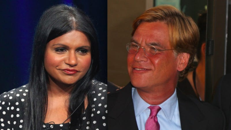 Illustration for article titled Aaron Sorkin Gave Mindy Kaling (Solicited) Notes on The Mindy Project