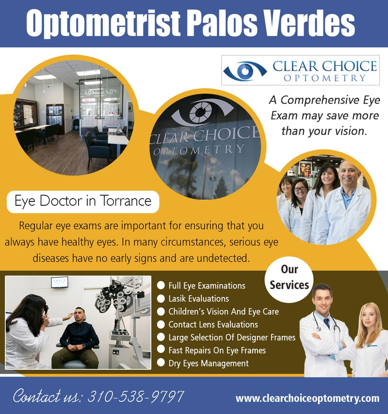 Illustration for article titled Optometrist Palos   Verdes   3105389797   clearchoiceoptometry.com