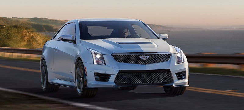Illustration for article titled Here Are All Your 2016 Cadillac ATS-V Options With Prices
