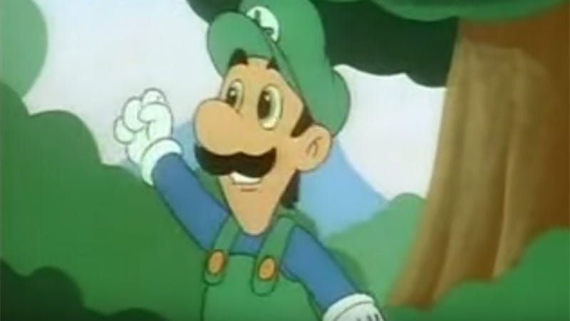 photo image Tony Rosato, The Cartoon Voice Of Luigi, Dead At 62