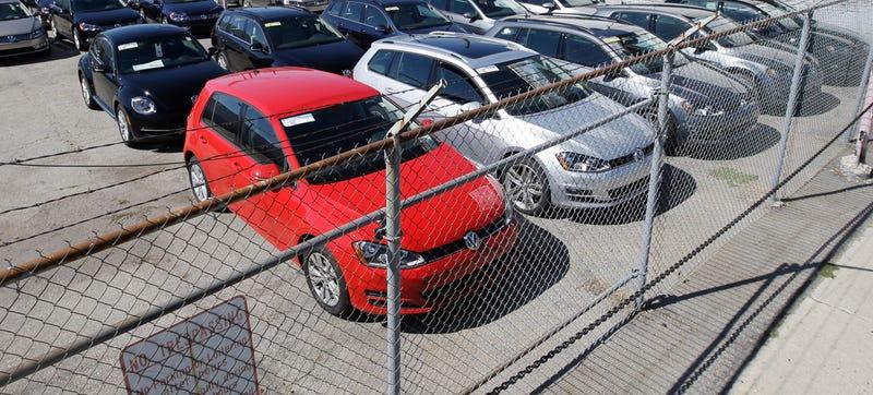 Illustration for article titled Volkswagen Posts 25 Percent Sales Drop In November, Worst Decline Since 2008