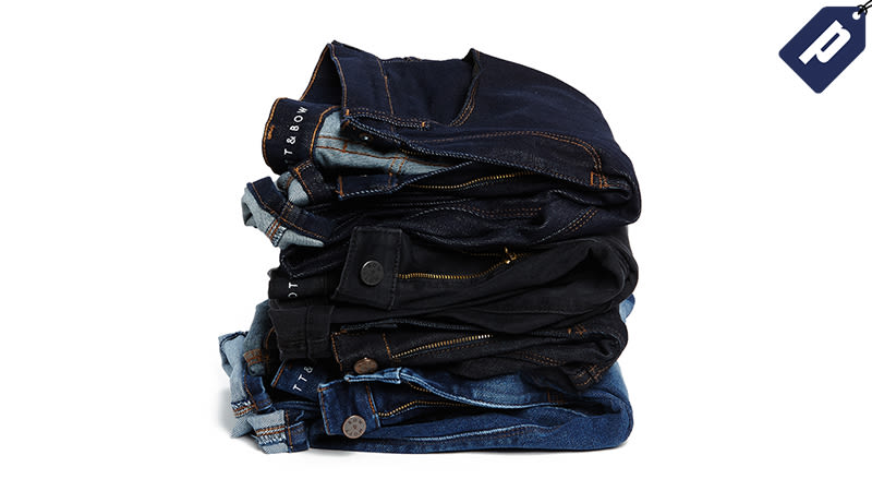 Illustration for article titled Cyber Monday Bests From Mott & Bow: 25% Off Site-wide, Including Their Original Handmade Jeans