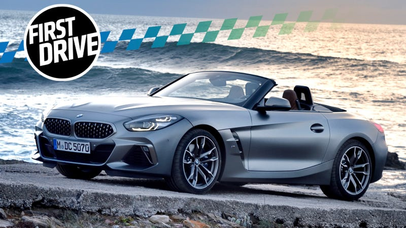 The 2019 Bmw Z4 Isn T A Hardcore Sports Car But Here S Why That S Okay