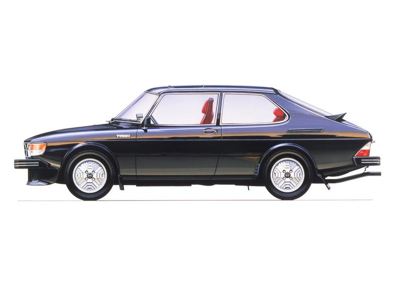 Illustration for article titled Because Saab