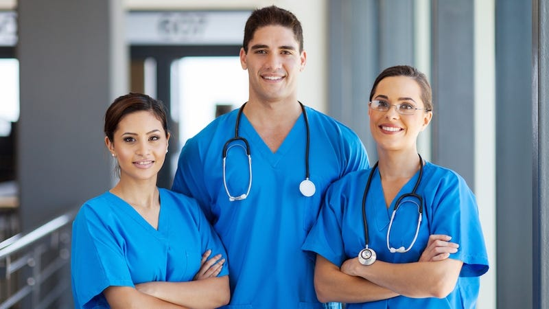 Dudes In Nursing Make More Money Than Women