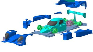 This Is What The Prototype Racer Of The Future Will Look Like