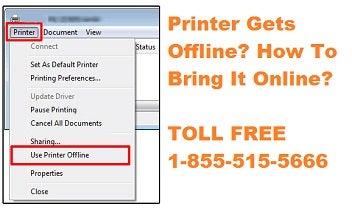 Illustration for article titled Why the Epson Printer Gets Offline? How To Bring It Online?