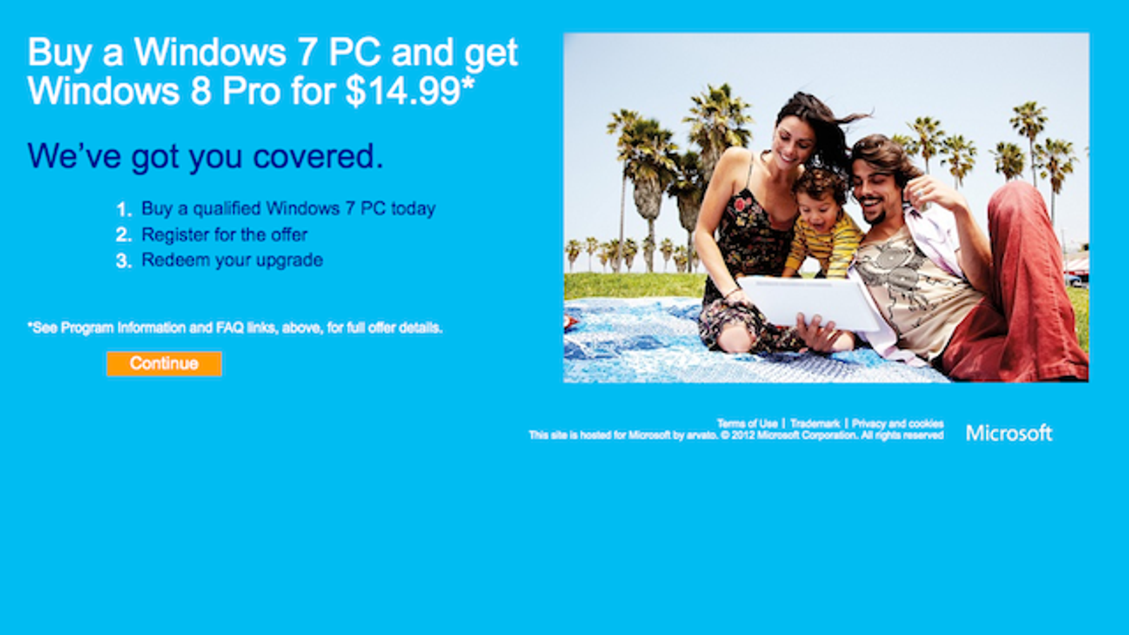 Buy Windows 8 For $15 By Telling Microsoft You Just Bought