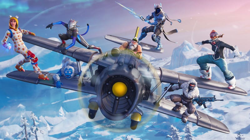Illustration for article titled Fortnite Developers Talk Respawning And Planes Being Vaulted In Season 8