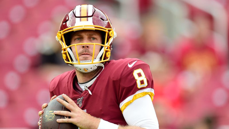 Illustration for article titled Case Keenum Wins Redskins Starting Job With Heartfelt 'What I Like Most About Football Is' Essay