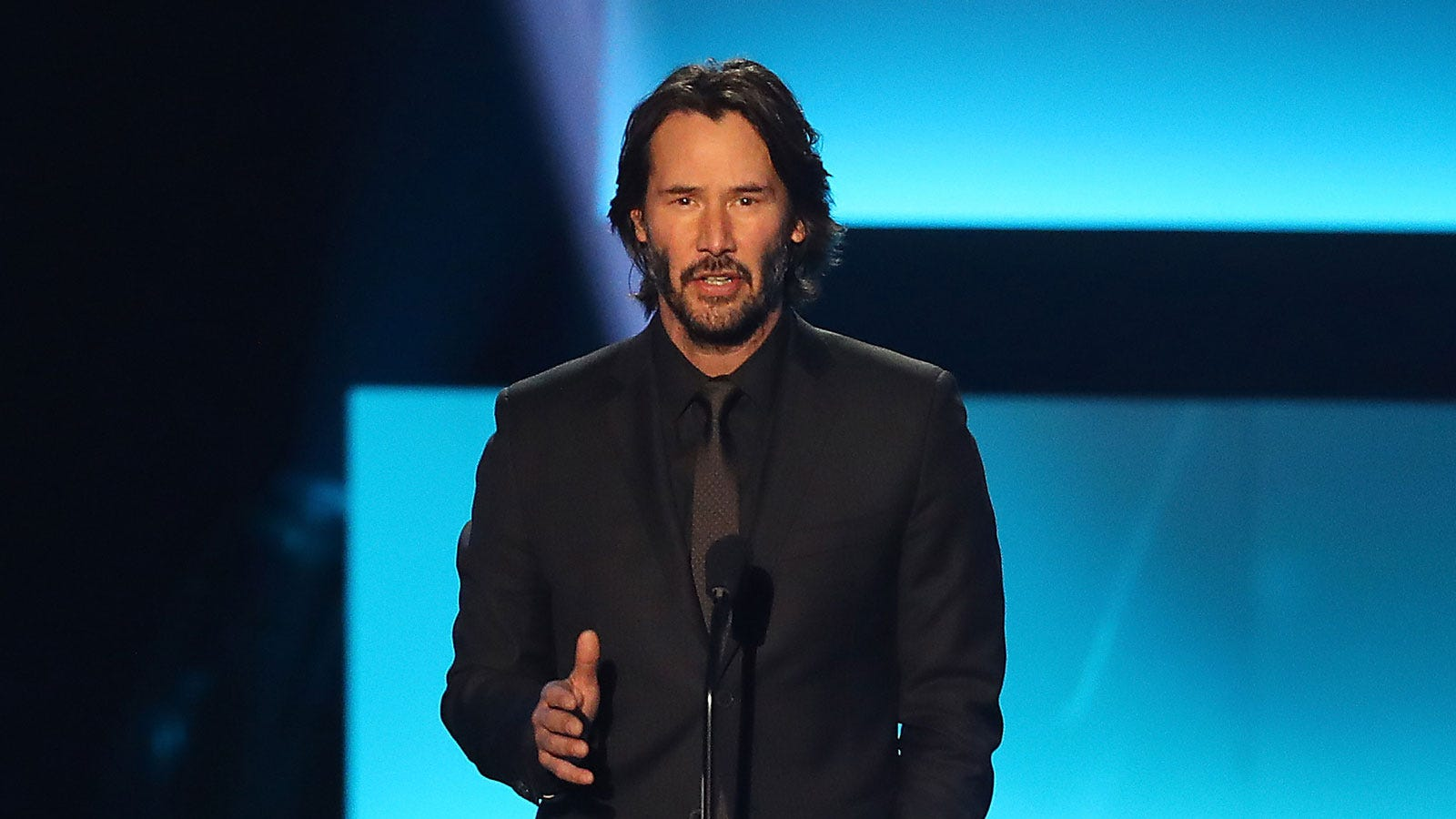 Keanu Reeves On Why He Acts: 'I Don't Have Anything Better ...