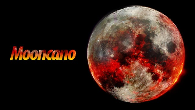 what planets and moons have volcanoes - photo #10