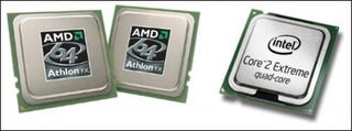 Illustration for article titled AMD's Quad FX Takes On Intel's Quad Core