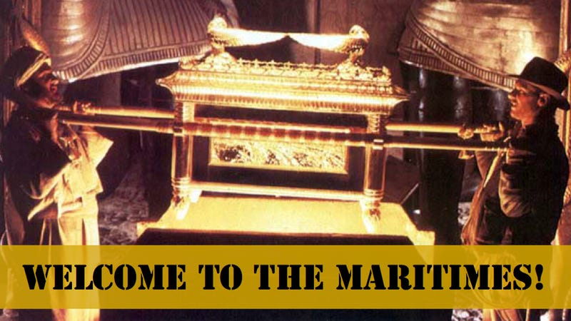Is the Ark of the Covenant Really Buried on a Small Canadian Island?