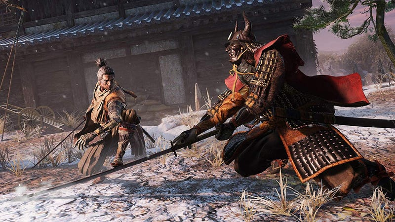 Sekiro: Shadows Die Twice | $33 | Clip on page coupon