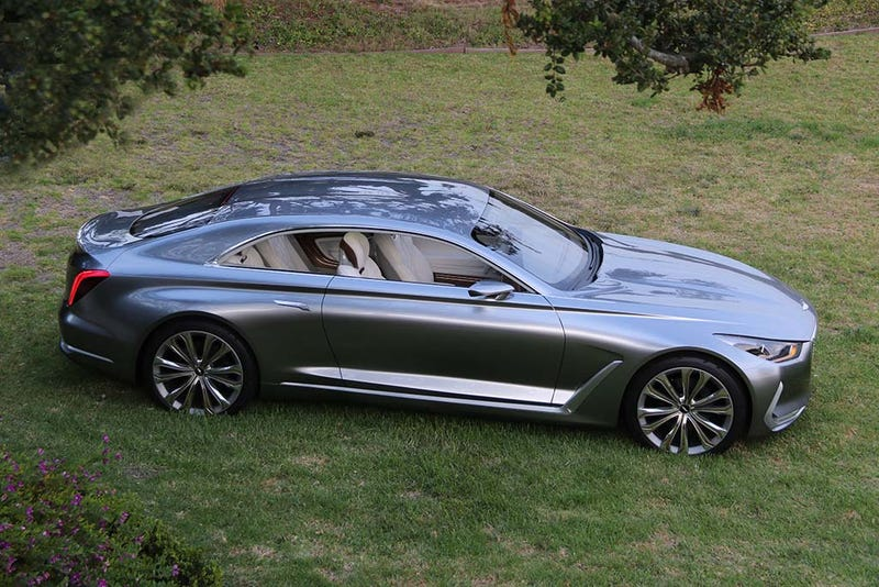 Anyone Else Love This New Wave Of Modern Personal Luxury Coupes