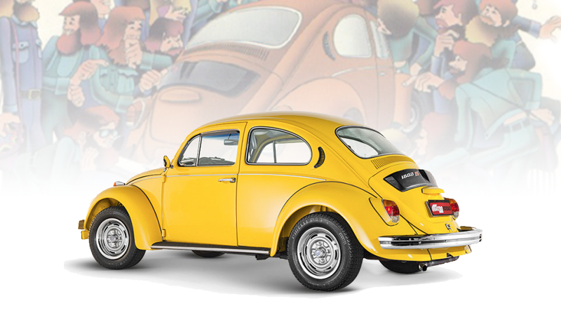 Illustration for article titled This Is The Closest Volkswagen Ever Came To Building A Beetle GTI