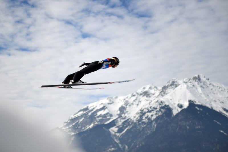Ryoyu Kobayashi Becomes First Non-European Man To Win Overall World Cup Ski Jump Title