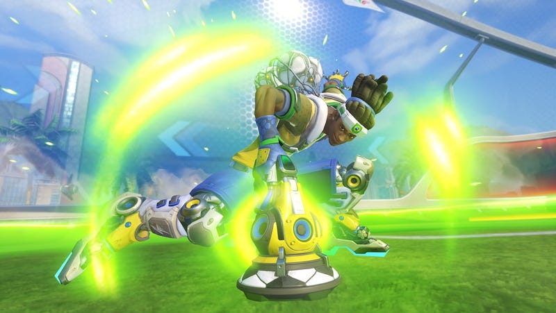 Illustration for article titled Overwatch's Summer Games Return Next Week, Adding Ranked Lucioball