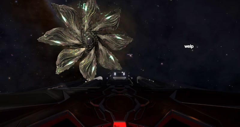 Illustration for article titled Elite: Dangerous Players Have Finally Found Aliens