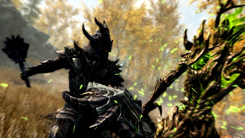 Skyrim Special Edition PC Requirements Are Much More Demanding