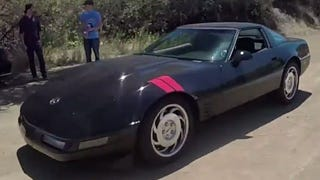 '91 Corvette One Take
