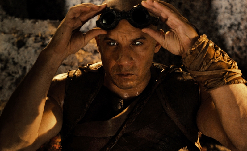 Illustration for article titled Vin Diesel Is Bringing Riddick Back With A New Movie And TV Show