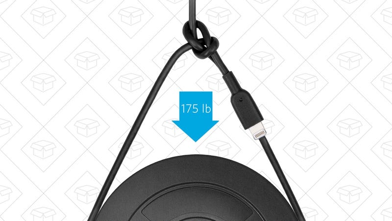 Anker PowerLine II Dura Lightning Cable, $10 | 3-Pack PowerLine Lightning Cables, $24