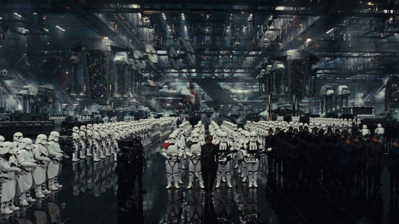 Star Wars: The Last Jedi (Photo: Lucasfilm Ltd.)