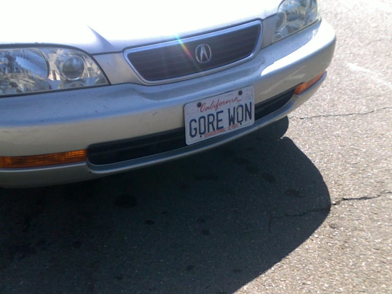 what not to put on your vanity plate that the dmv will allow
