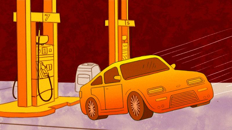 Illustration for article titled How To Master The Gas Station Pit Stop