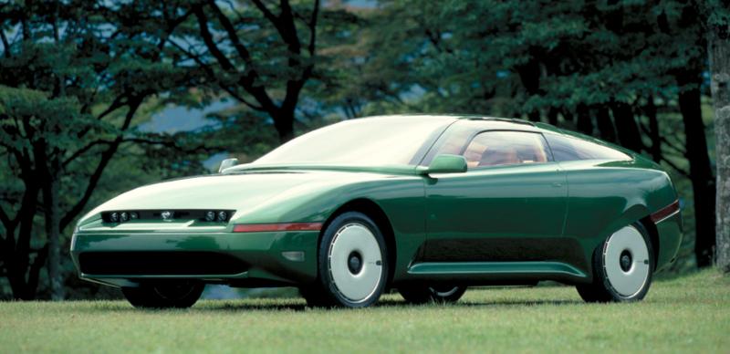 Illustration for article titled Nissan AP-X