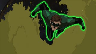 Illustration for article titled Green Lantern: First Flight Is Space Opera Meets Cop Drama