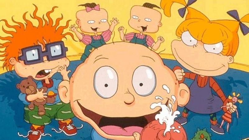 Illustration for article titled 'Rugrats' Turns 25