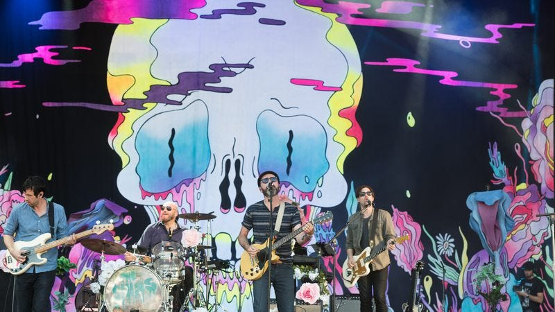 The Shins at Shaky Knees Festival 2017 (Photo: Paul R. Giunta/Getty Images)