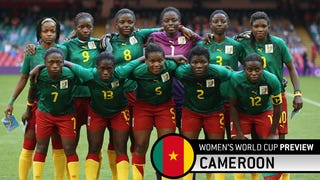 Illustration for article titled Cameroon Aren't Contenders Yet, But They're On Their Way