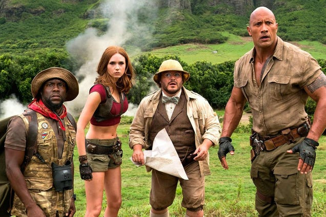 Jumanji 4 is Coming. It s Just a Matter of When