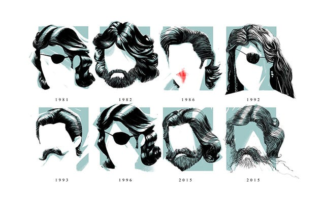 Kurt Russell Is Getting His Own Art Show BecauseSometimes the World Is a Good Place