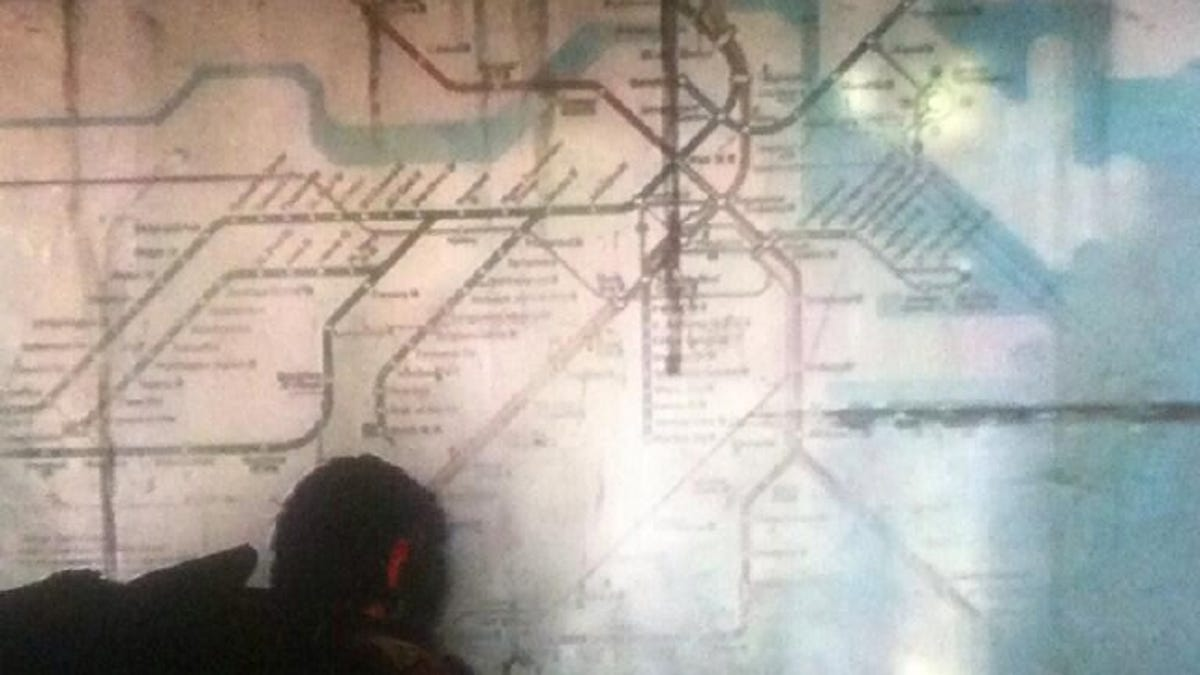 Subway Map Art Boston.Artist Says The Last Of Us Ripped Off His Boston Subway Map Redesign