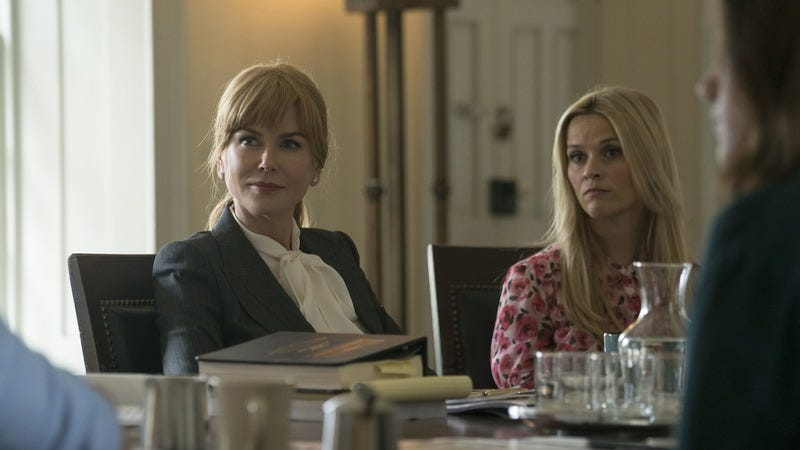 Badasses. (Photo: HBO)
