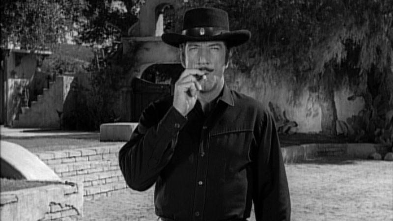 The adult western peaked with have gun will travel for most of the history of television the barrier to syndicationand to profitabilityhas been 100 episodes the shows that have made it to that mark are colourmoves
