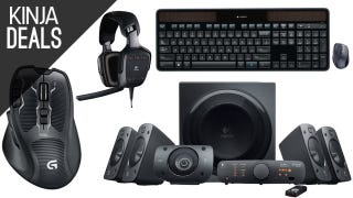 Illustration for article titled Some of Your Favorite Logitech Gear is Heavily Discounted, Today Only