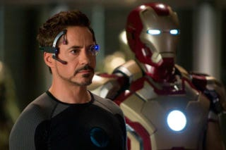 Illustration for article titled No Iron Man 4, Says Robert Downey Jr.