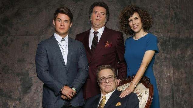 Danny McBride would like to introduce you to The Righteous Gemstones