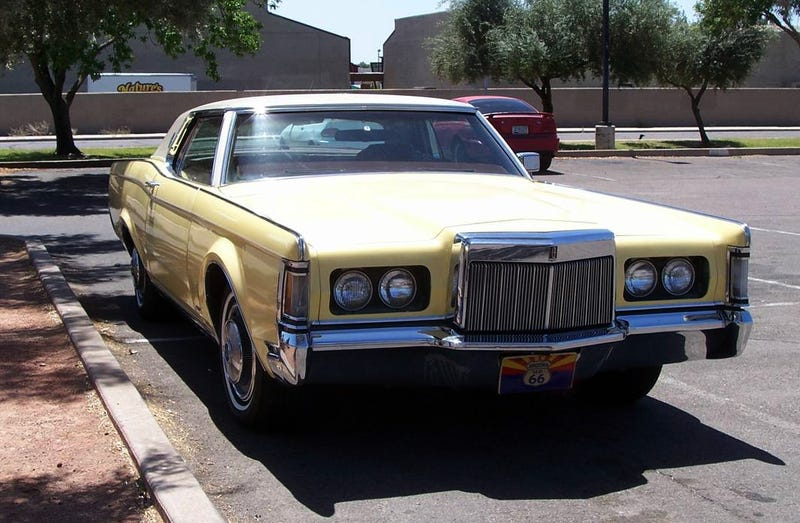 Illustration for article titled For $6,000, Will This 1971 Lincoln Continental Mark III Make Its Mark?