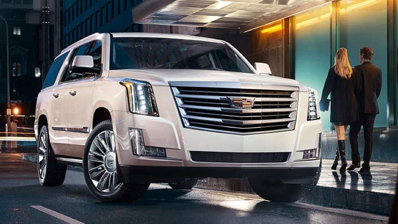 Illustration for article titled What Do You Want To Know About The 2015 Cadillac Escalade?